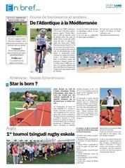 sportsland 15 breves