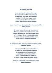 Fichier PDF texte la chanson de fabien compressed