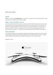 explication projet drone 3d