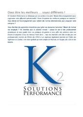 marketing k2