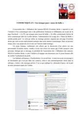 Fichier PDF communique des debunkers n 4
