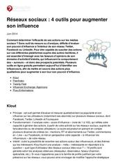 Fichier PDF reseaux sociaux 4 outils pour augmenter son influence 32373 lrtywo