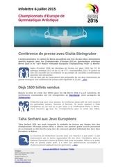 4 newsletter fr vom 6 juli 2015