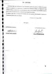 proces verbal mars 2009 16