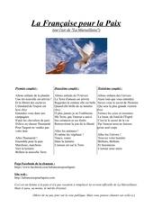 la francaise pour la paix 1