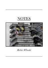 notes richie m buaki