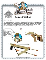 project 0050 sonic crossbow