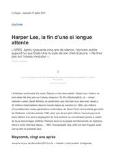 Fichier PDF harperlee