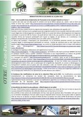 news otre idf 16 juillet bis 2015