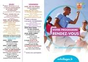 prog anim 19 au 24 juillet