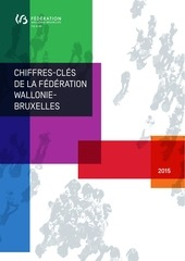 chiffres cle federation wallonie bruxelles 2015 resume