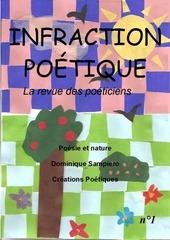 infraction poetique n 1 gery lamarre