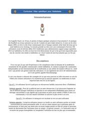 Fichier PDF cv spe habbobeta