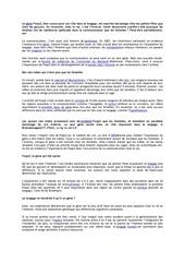 Fichier PDF gene du langage