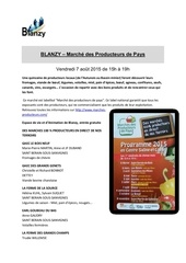 marche producteurs blanzy 7 08 2015