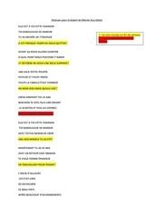 Fichier PDF chanson marion depart