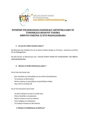 reglement concours mariage des enfants vm