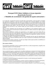 tract protocole contratuel les ctm 10 juillet 2015