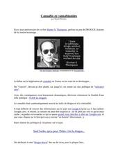 Fichier PDF cannabis et cannabinoides