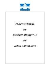 Fichier PDF proces verbal cm 09042015