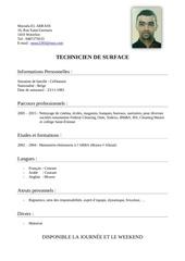 Fichier PDF cv mous 1