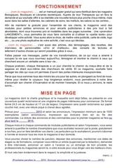 exemples modules