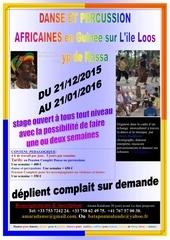 nouveaux afiche stg guinee 2015 2016