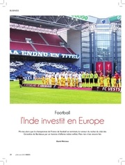 football article indes magazine