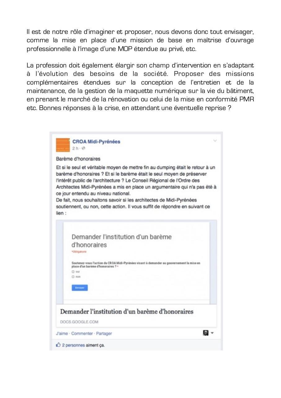 Reponse A La Demande De Baremes V01 Pages Reponse A La Demande De
