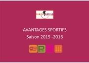 guide sportif shf 2015