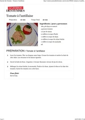 Fichier PDF tomates farcies a l antillaise