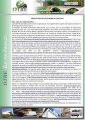 news otre idf 5 aout 2015