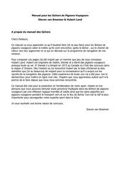 Fichier PDF manuel de l cher