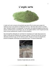 l argile verte et ses bienfaits