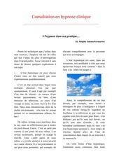 Fichier PDF consultation en hypnose clinique