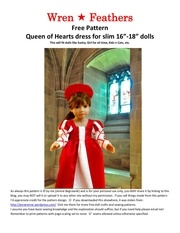 Fichier PDF queen of hearts dress