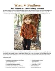 smocked dress1