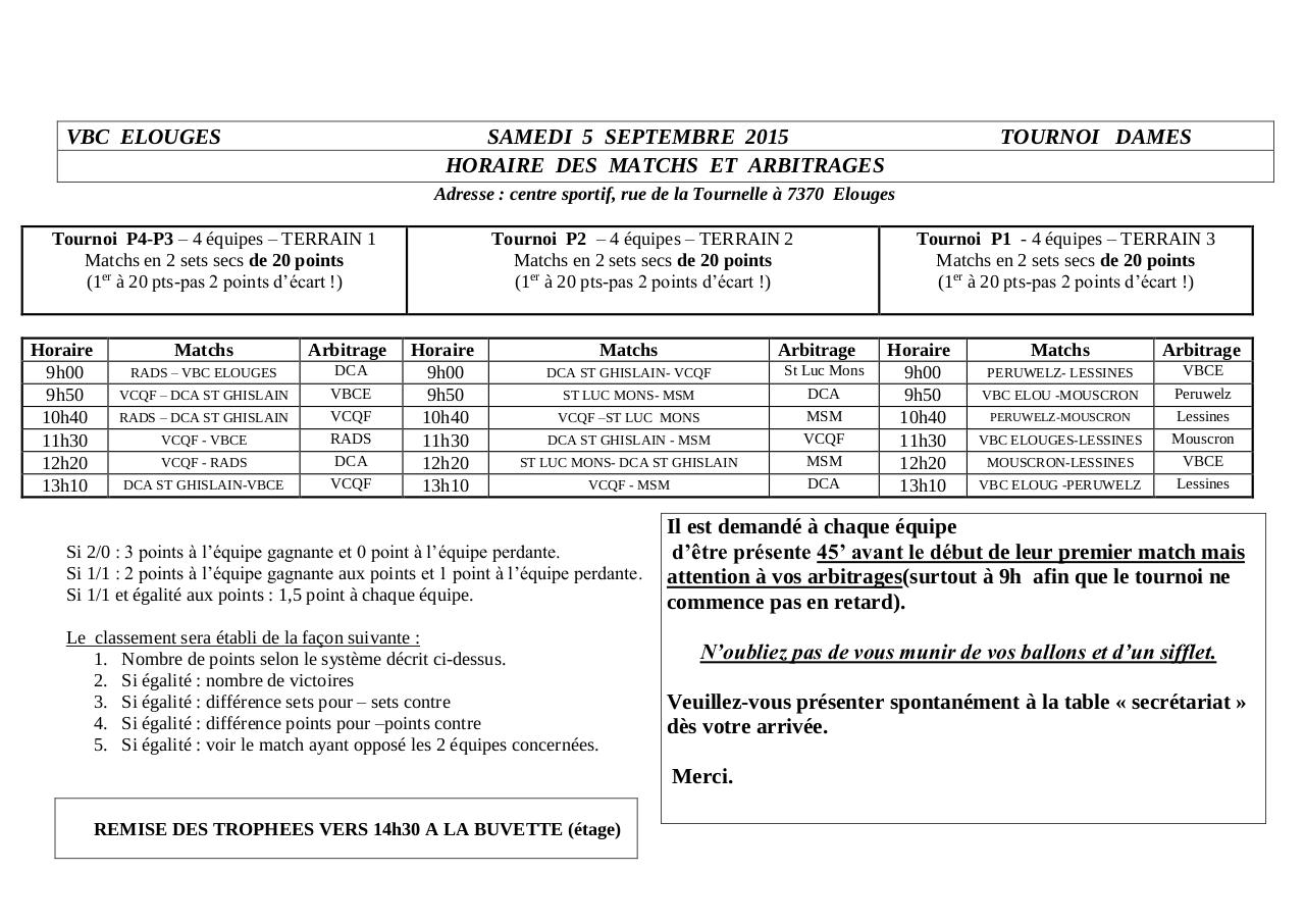 Aperçu du document tournoi Elouges DAMES S 5-9.pdf - page 1/1
