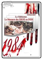le genocide sikh navdeep kaur