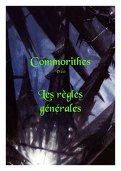commorithes 2 0 regles generales