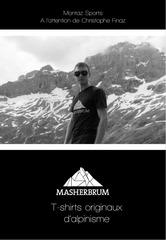 presentation masherbrum pour montaz sports