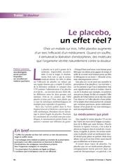 Fichier PDF le placebo un effet reel
