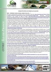 news otre idf 19 aout 2015