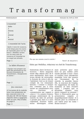 newsletter 3 1