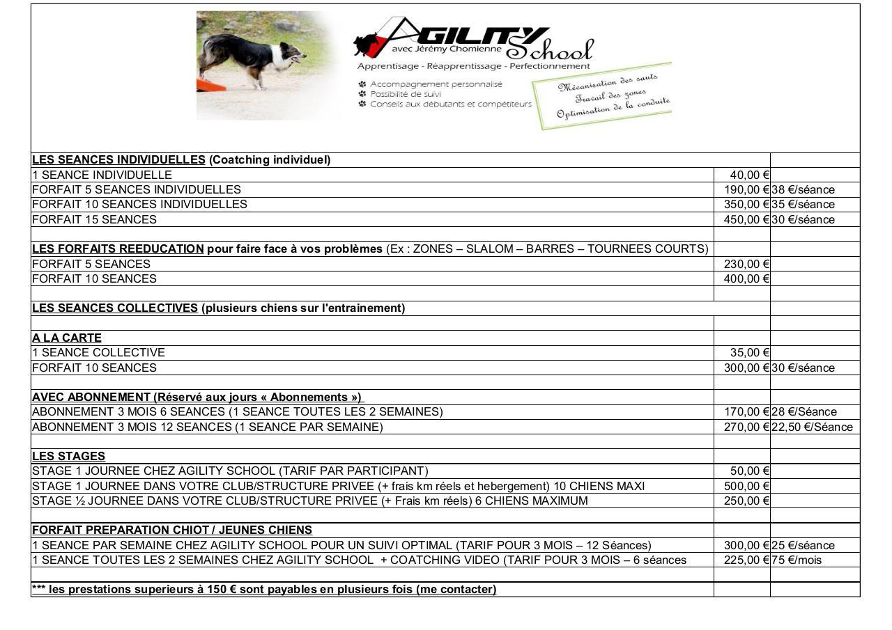 flyer ecole du chiot - Page 1/1 - Fichier PDF