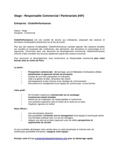 stage responsable commercial osteoperformances 1