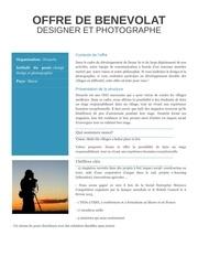 offre design