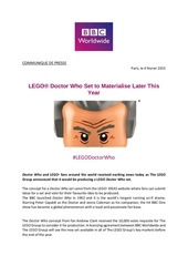 Fichier PDF bbc worldwide lego doctor who