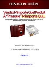 Fichier PDF persuasion extreme
