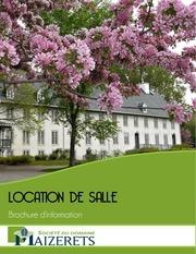 brochure d information